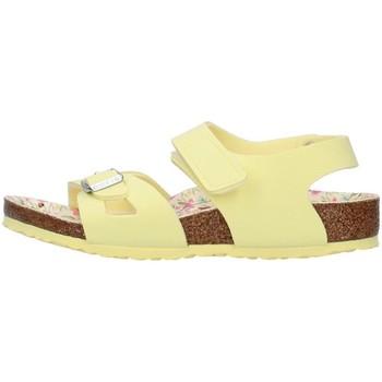 Buty Dziewczynka Sandały Birkenstock 1019683 Żółty
