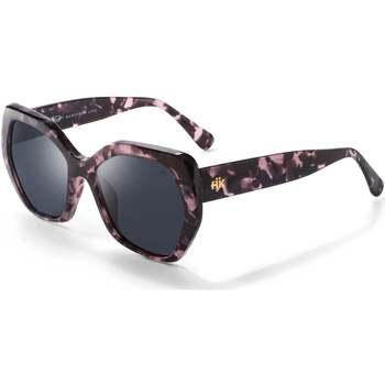 Zegarki & Biżuteria  okulary przeciwsłoneczne Hanukeii SoMa Czarny