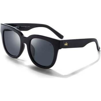 Zegarki & Biżuteria  okulary przeciwsłoneczne Hanukeii Southcal Czarny
