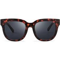Zegarki & Biżuteria  okulary przeciwsłoneczne Hanukeii Southcal Czerwony