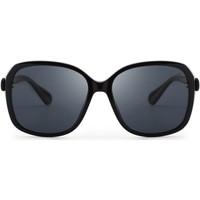 Zegarki & Biżuteria  okulary przeciwsłoneczne Hanukeii Village Czarny