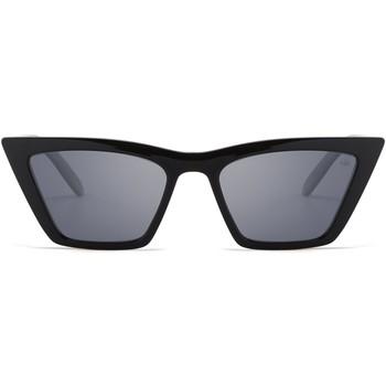 Zegarki & Biżuteria  okulary przeciwsłoneczne Hanukeii Pacific Czarny