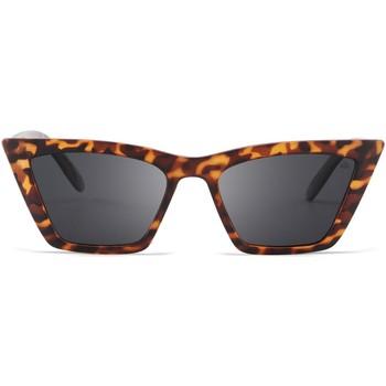 Zegarki & Biżuteria  okulary przeciwsłoneczne Hanukeii Pacific Brązowy