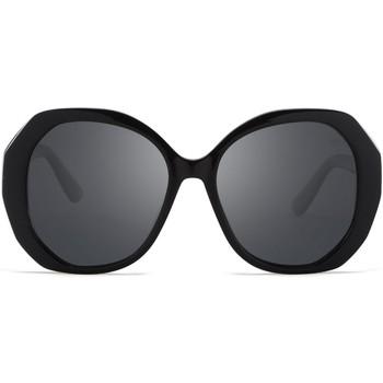 Zegarki & Biżuteria  okulary przeciwsłoneczne Hanukeii Lombard Czarny