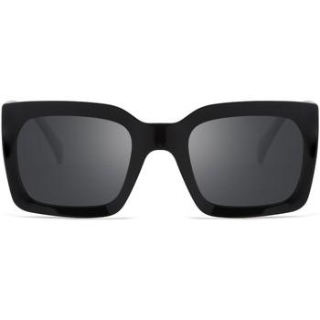 Zegarki & Biżuteria  okulary przeciwsłoneczne Hanukeii Hyde Czarny