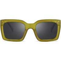 Zegarki & Biżuteria  okulary przeciwsłoneczne Hanukeii Hyde Zielony