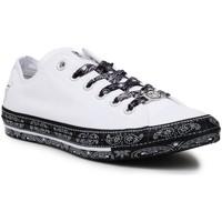 Buty Damskie Trampki niskie Converse Trampki  Chuck Taylor All Star OX 162235C biały, czarny