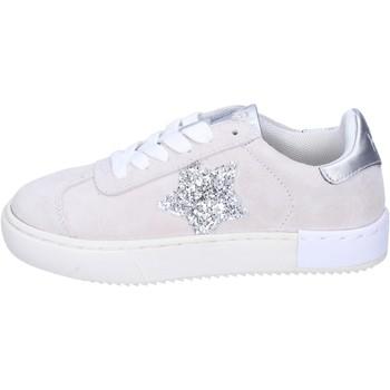 Buty Dziewczynka Trampki niskie Holalà BH11 Biały