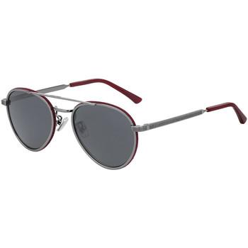 Zegarki & Biżuteria  Męskie okulary przeciwsłoneczne Jimmy Choo  Czerwony