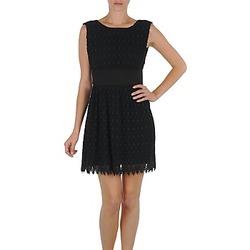 tekstylia Damskie Sukienki krótkie Eleven Paris DEMAR Czarny