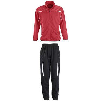 tekstylia Dziecko Zestawy dresowe Sols CAMP NOU KIDS Rojo Rojo