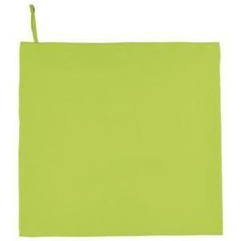 Dom Ręcznik i rękawica kąpielowa Sols ATOLL 100 Verde Verde