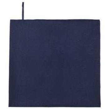 Dom Ręcznik i rękawica kąpielowa Sols ATOLL 100 French Marino Azul