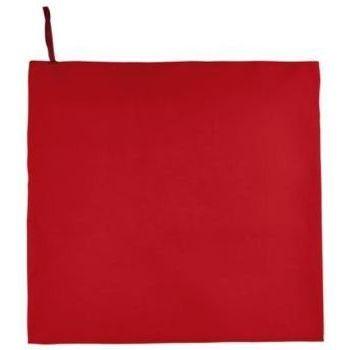 Dom Ręcznik i rękawica kąpielowa Sols ATOLL 100 Rojo Rojo