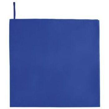 Dom Ręcznik i rękawica kąpielowa Sols ATOLL 100 Azul Royal Azul