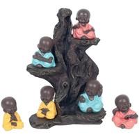 Dom Statuetki i figurki  Signes Grimalt Wyświetlacz Z 12 Buddów 12U Multicolor