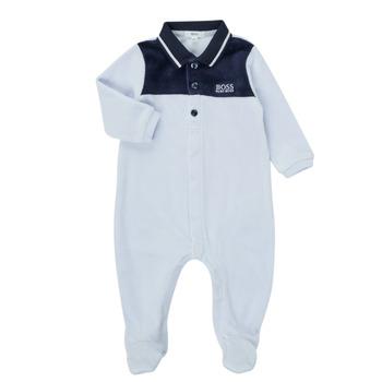 tekstylia Chłopiec Piżama / koszula nocna BOSS FILOMENA Niebieski