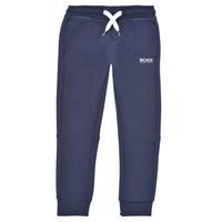 tekstylia Chłopiec Spodnie dresowe BOSS PATELIN Marine