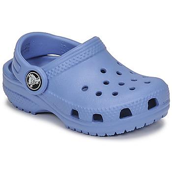 Buty Dziecko Chodaki Crocs CLASSIC CLOG K Niebieski