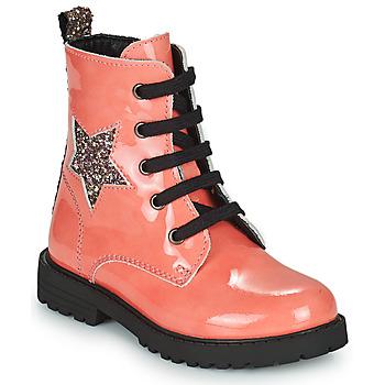 Buty Dziewczynka Buty za kostkę Citrouille et Compagnie PICOTI Różowy
