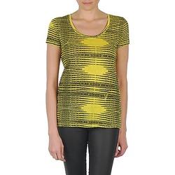 tekstylia Damskie T-shirty z krótkim rękawem Eleven Paris DARDOOT Żółty