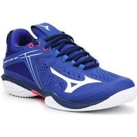 Buty Męskie Tenis Mizuno Buty do badmintona  Wave Claw Neo 71GA207020 niebieski, biały, różowy