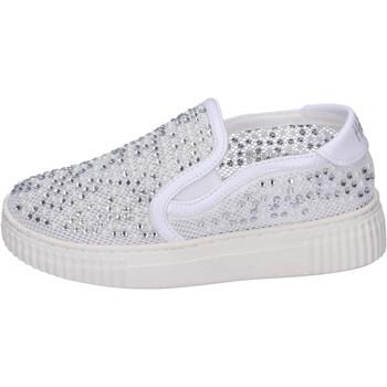 Buty Dziewczynka Tenisówki Holalà BH22 Biały