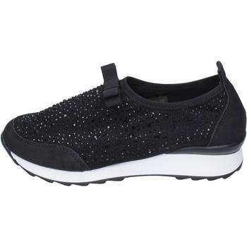 Buty Dziewczynka Tenisówki Holalà BH23 Czarny