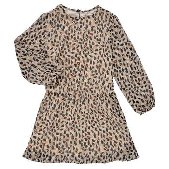 tekstylia Dziewczynka Sukienki krótkie Only KONIZABELLA Wielokolorowy