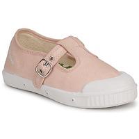 Buty Dziecko Trampki niskie Springcourt MS1 CLASSIC K1 Różowy
