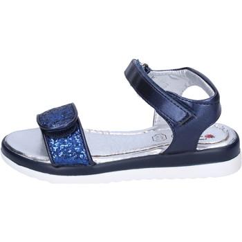Buty Dziewczynka Sandały Joli Sandały BH25 Niebieski