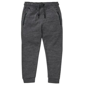 tekstylia Chłopiec Spodnie dresowe Name it NKMSCOTT SWE PANT Czarny