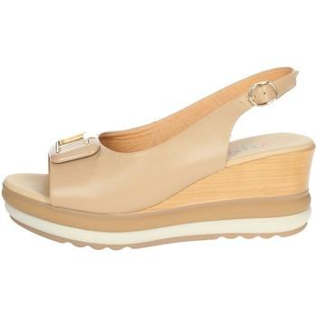 Buty Damskie Sandały Repo 20428-E1 'Beżowy