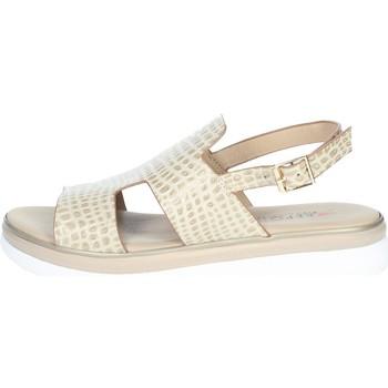 Buty Damskie Sandały Repo 10279-E1 'Beżowy
