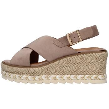 Buty Damskie Sandały Refresh 72854 Beżowy