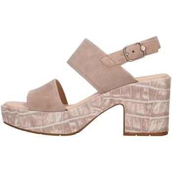 Buty Damskie Sandały CallagHan 28801 Beżowy