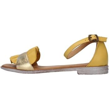 Buty Damskie Sandały Bueno Shoes 21WN5021 Żółty