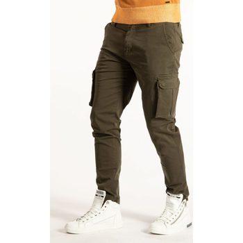 tekstylia Męskie Spodnie bojówki Takeshy Kurosawa  Zielony
