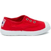 Buty Dziecko Tenis Cienta Chaussures en toiles bébé  Tintado rouge