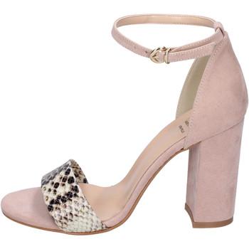 Buty Damskie Sandały Moga' BH67 Różowy