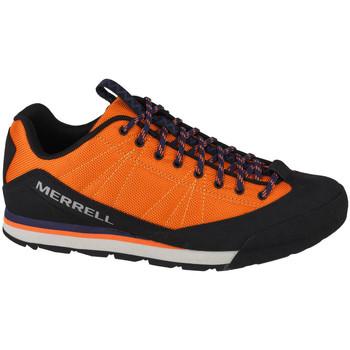 Buty Męskie Trekking Merrell Catalyst Storm Pomarańczowy