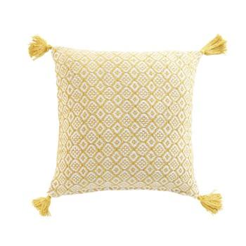 Dom Poduszki Douceur d intérieur PITHAYA Żółty