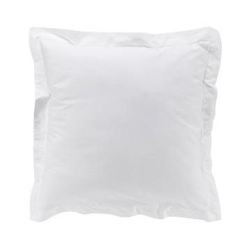 Dom Poszewka na poduszkę, poduszka wałek Douceur d intérieur PERCALINE Biały