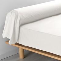 Dom Poszewka na poduszkę, poduszka wałek Douceur d intérieur PERCALINE Naturalne