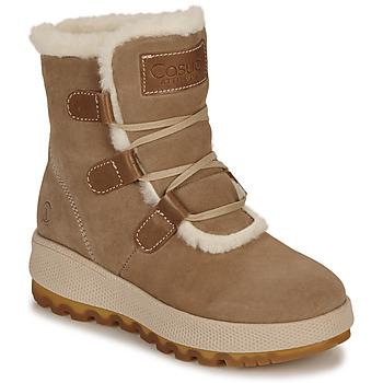 Buty Damskie Śniegowce Casual Attitude NAREIGNE Beżowy