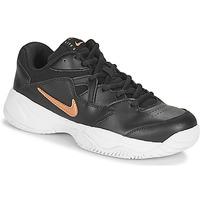 Buty Damskie Trampki niskie Nike WMNS NIKE COURT LITE 2 Czarny / Brąz