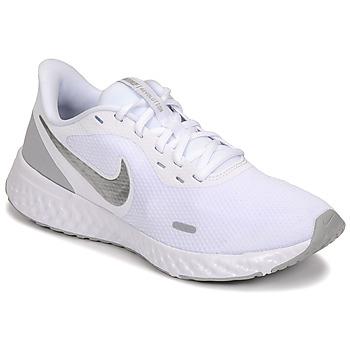 Buty Damskie Multisport Nike WMNS NIKE REVOLUTION 5 Biały / Argenté