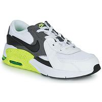 Buty Dziecko Trampki niskie Nike NIKE AIR MAX EXCEE (PS) Biały / Czarny