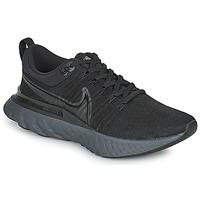 Buty Męskie Bieganie / trail Nike NIKE REACT INFINITY RUN FK 2 Czarny