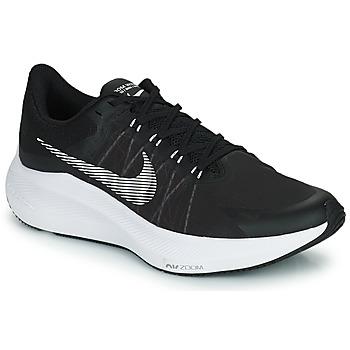 Buty Męskie Bieganie / trail Nike NIKE ZOOM WINFLO 8 Czarny / Biały